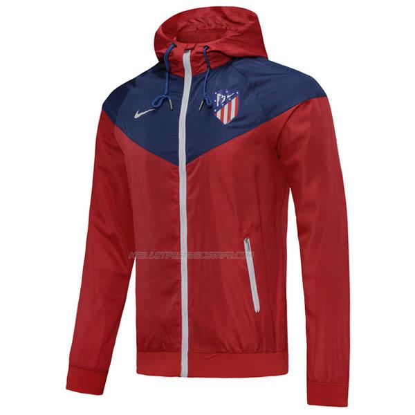 coupe vent atletico madrid rouge-bleu 2020