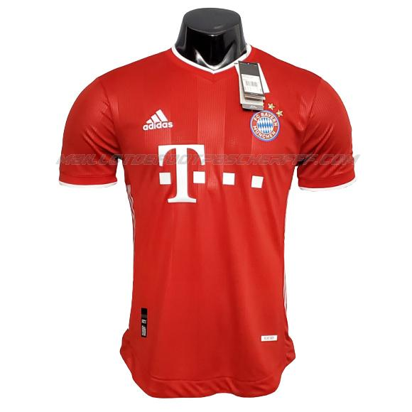 maillot Édition player bayern munich 1ème 2020-21