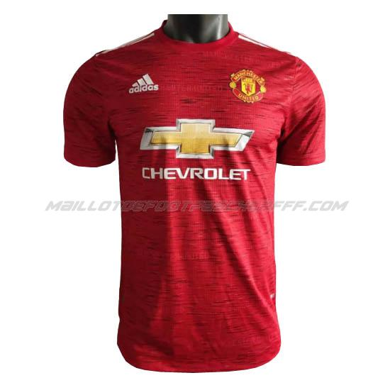 maillot Édition player manchester united 1ème 2020-21