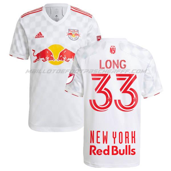 maillot aaron long new york red bulls 1ème 2021-22