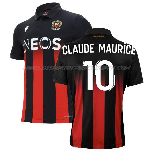 maillot claude-maurice nice 1ème 2020-21