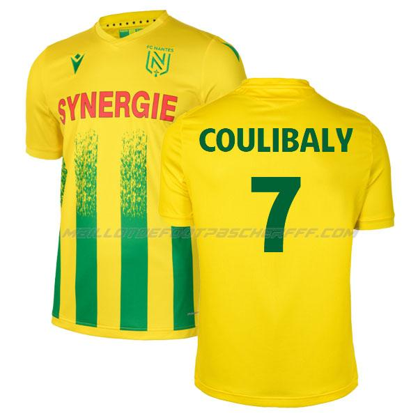 maillot coulibaly fc nantes 1ème 2020-21