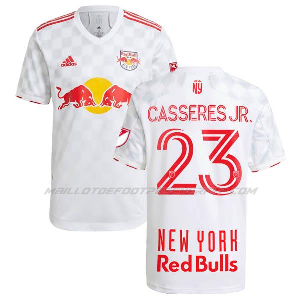maillot cristian casseres jr new york red bulls 1ème 2021-22