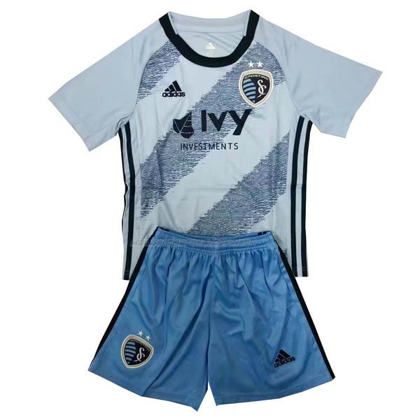 maillot enfant sporting kansas city 1ème 2019-2020