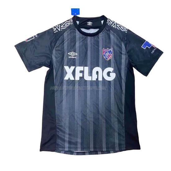 maillot fc tokyo gris 2000