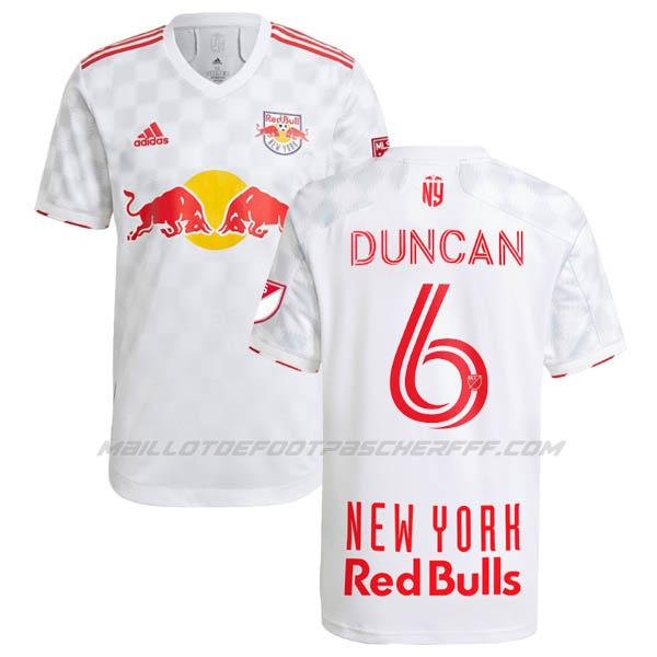 maillot kyle duncan new york red bulls 1ème 2021-22