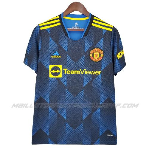 maillot manchester united 3ème 2021-22