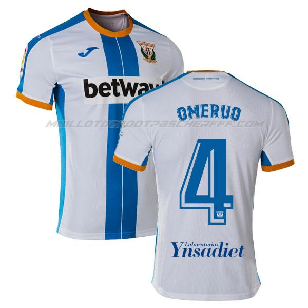 maillot omeruo leganes 1ème 2020-21