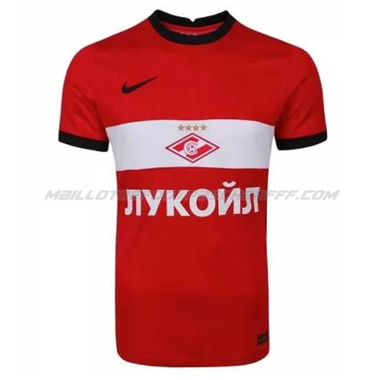 maillot spartak moscow 1ème 2020-21
