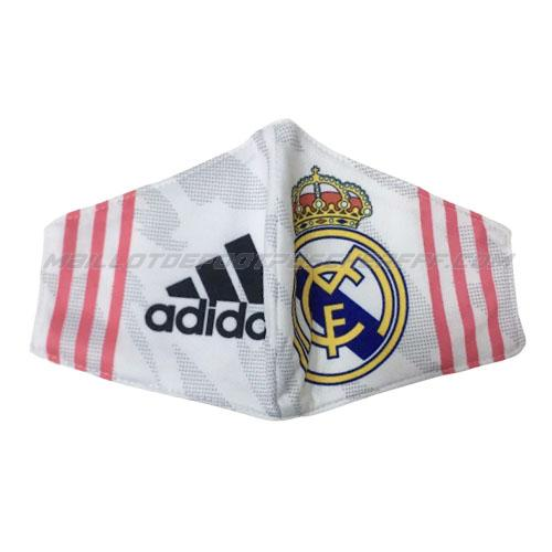 masque real madrid blanc 2020-21