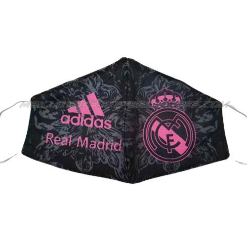 masque real madrid noir 2020-21