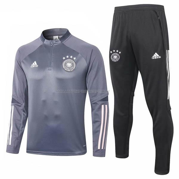 sweat allemagne gris 2020