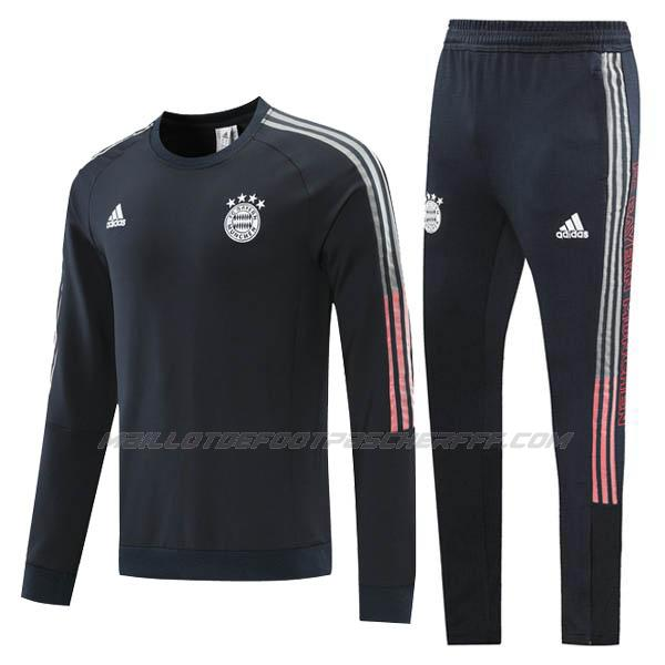 sweat bayern munich noir 2020-21