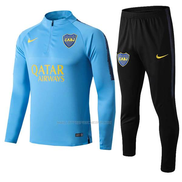 sweat boca juniors bleu 2019-2020