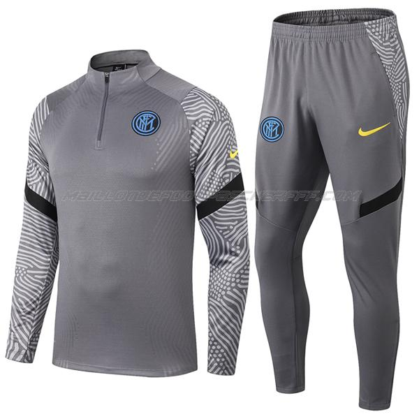 sweat inter milan gris 2020-21