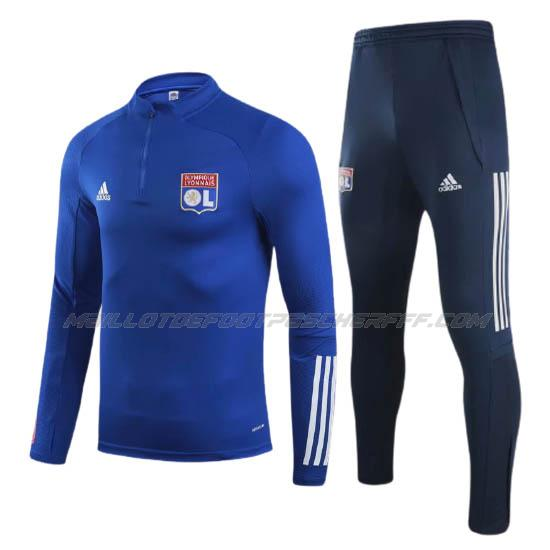 sweat lyon bleu 2020-21