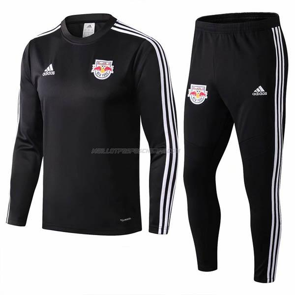sweat new york red bulls noir 2019-2020