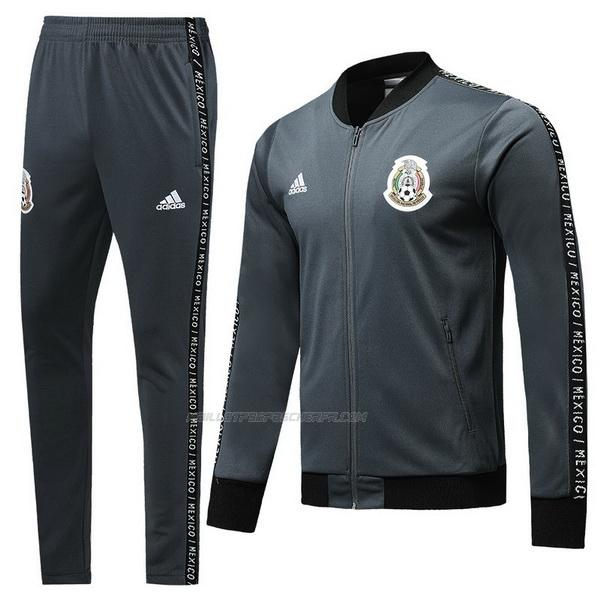 veste mexique gris 2019-2020
